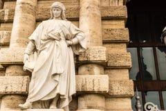 Das Oberste Gericht der Aufhebung in Rom, Italien lizenzfreie stockfotos