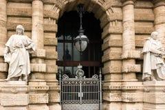 Das Oberste Gericht der Aufhebung in Rom, Italien stockfoto