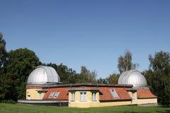 Das Observatorium von Aarhus Stockfotografie