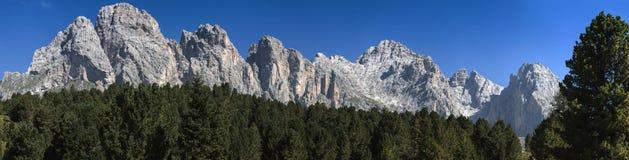 Das Odle, Dolomit - Italien Lizenzfreies Stockbild