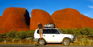 Das Olgas, Nordterritorium, Australien Stockfotos