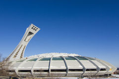 Das Olympiastadion Stockfoto