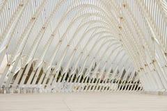 Das Olympiastadion in Athen, Griechenland Lizenzfreie Stockfotos