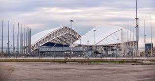 Das Olympiastadion Fisht in Sochi, Russland Lizenzfreie Stockbilder