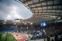 Das Olympiastadion in Rom, Italien Stockfotos