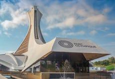 Das olympische Stadion Lizenzfreie Stockfotos