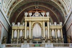 Das Organ Lizenzfreie Stockbilder