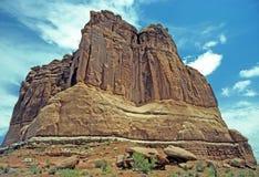 Das Organ im Bogen-Nationalpark Lizenzfreies Stockfoto