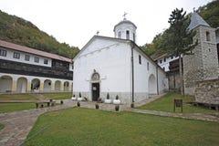 Das ortodox Kloster lizenzfreie stockfotografie