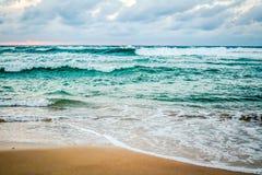 Das Ozean ` s tief an Bondi-Strand Stockfotografie