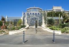 Das Palmen-Haus, Adelaide Botanic Garden, Süd-Australien Lizenzfreie Stockfotografie