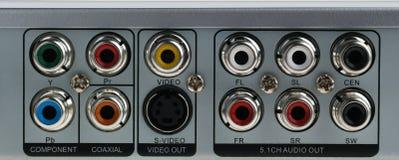 Das Panel von Input lizenzfreies stockbild