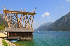 Das panoramische Betrachtungsplattform ⠁â â Aussichtsturm, Österreich Lizenzfreie Stockbilder