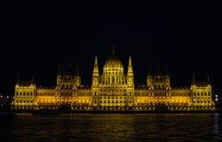 Das Parlament in Budapest lizenzfreies stockbild