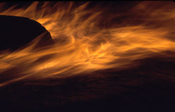 Das Parlament flammen Stockbilder