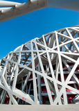 Das Peking-Staatsangehörig-Stadion Stockfotos