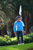 Das PGA-Meisterschaft 2016 Frauen Berufsgolfspieler-Lydia Kos KPMG Stockbilder