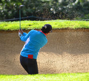 Das PGA-Meisterschaft 2016 Frauen Damen-Berufsgolfspieler-Lydia Kos KPMG Lizenzfreies Stockbild