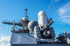 Das Phalanxgewehrschiff Stockbilder