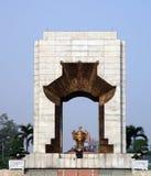Das Polynational-Kriegs-Denkmal Stockbild