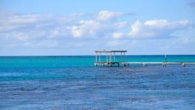 Das Polynesien, Panorama lizenzfreies stockfoto