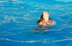 Das pool1 stockfoto