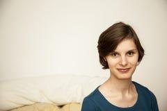 Das Porträt der Frau Lizenzfreie Stockfotografie