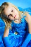 Das Portrait eines kleinen Mädchens. Stockbilder