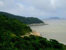 Das Putuo Shan Ansicht Stockbilder