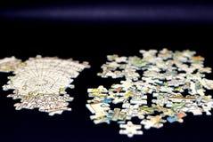 das Puzzle lizenzfreie stockbilder
