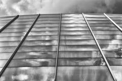 Das quadratische Achitecture Stockbilder