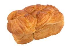 Das rötliche lange Laib des Brotes Stockfotos