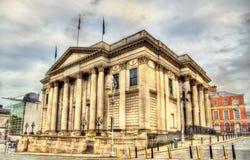 Das Rathaus von Dublin Stockbilder