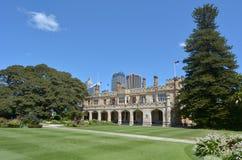 Das Regierungs-Haus in Sydney Australia Stockbilder