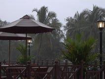 Das regnerische Wetter Lizenzfreie Stockfotografie