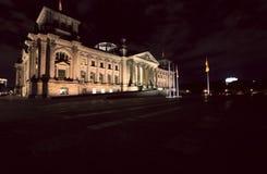 Das Reichstag Gebäude Lizenzfreie Stockbilder