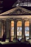Das Reichstag Gebäude Stockbild