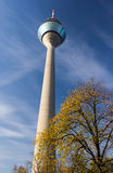 Das Rheinturm Stockfotografie