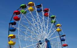 Das Riesenrad stockfoto