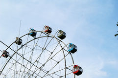 Das Riesenrad Lizenzfreies Stockbild