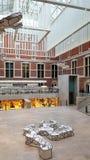 Das Rijksmuseum, Amsterdam lizenzfreie stockfotografie