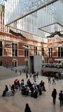 Das Rijksmuseum, Amsterdam stockfoto