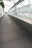 Das Rolltreppebewegen Lizenzfreies Stockfoto