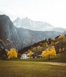 Das Romsdalen-Tal in Norwegen stockfotos