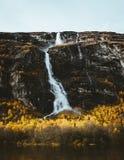 Das Romsdalen-Tal in Norwegen stockbild