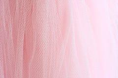 Das rosafarbene Ballettröckchen. Stockfotos