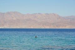 Das Rote Meer Stockfotografie