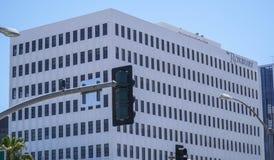 Das Roxbury in Beverly Hills - LOS ANGELES - KALIFORNIEN - 20. April 2017 Lizenzfreie Stockbilder