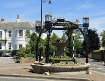 Das RSPCA-Monument auf Richmond Hill Greater London Uk stockfoto