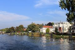 Das Ruhrgebiet in Deutschland Lizenzfreie Stockbilder